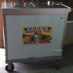 Water Ice Cart - get one at Fred&#039;s Water Ice
